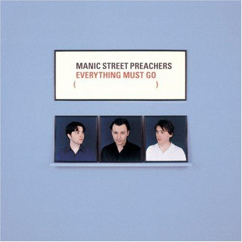 MANIC STREET PREACHERS EVEYTHING MUST GO