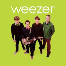 WEEZER : WEEZER (GREEN ALBUM)