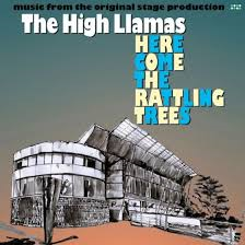 high llamas here comes the rattling trees