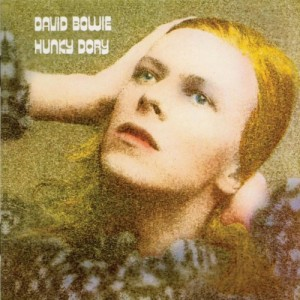 BOWIE, DAVID-HUNKY DORY