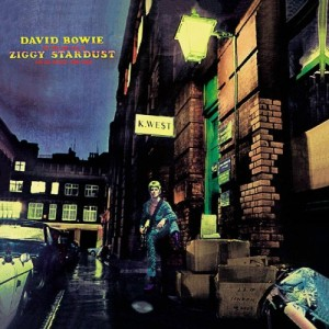 BOWIE, DAVID-RISE AND FALL OF ZIGGY
