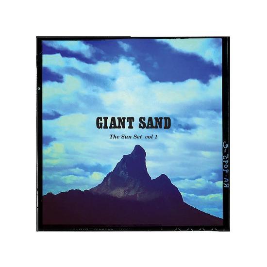 GIANT SAND  THE SUN SET VOLUME 1 RSD 2016