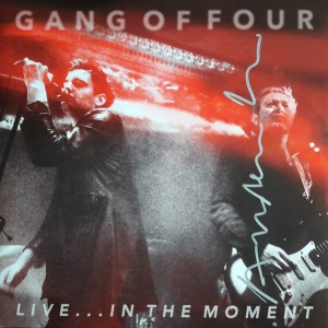 GANG OF FOUR LIVE... IN THE MOMENT
