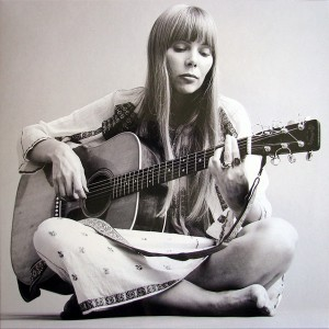 JONI MITCHELL SECOND FRET
