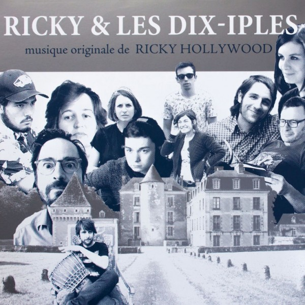 RICKY HOLLYWOOD DIX IPLES