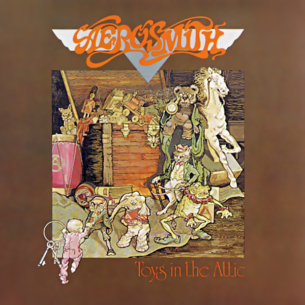 AEROSMITH TOYS IN THE ATTIC