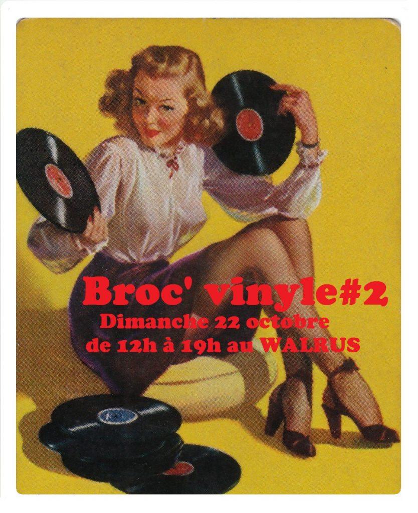 Vinyle Broc #2