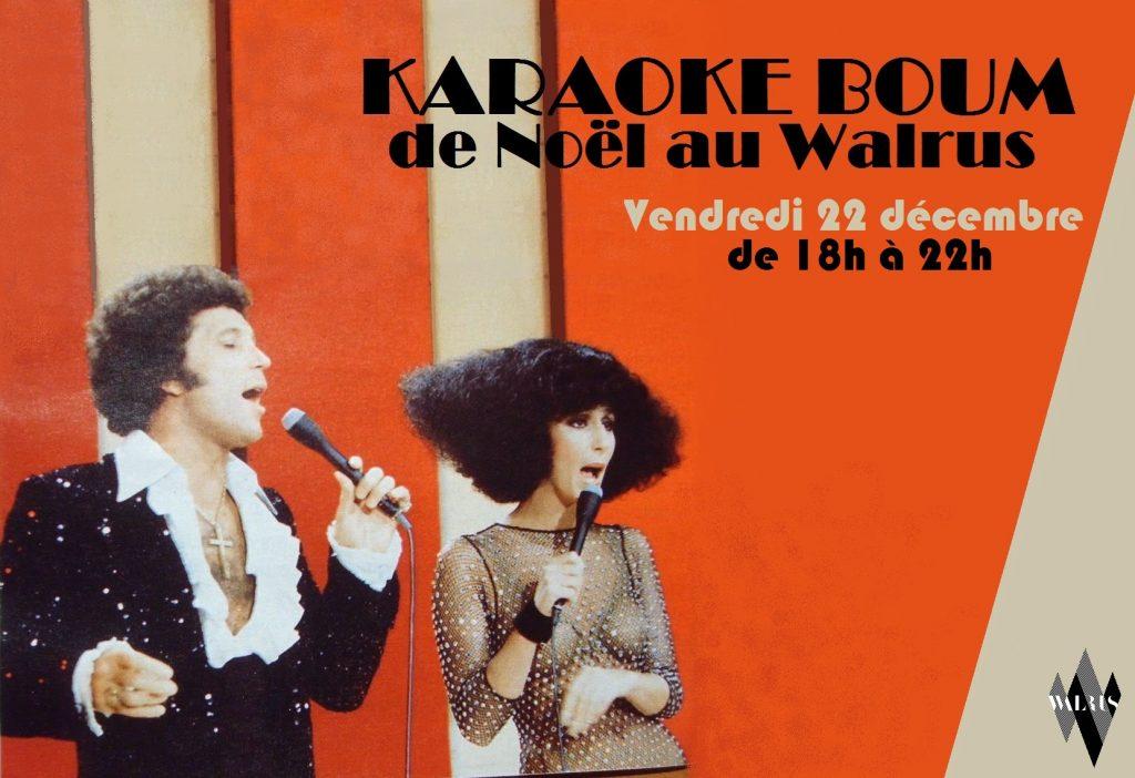karaoke boum