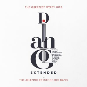 AMAZING KEYSTONE BIG BAND DJANGO EXTENDED