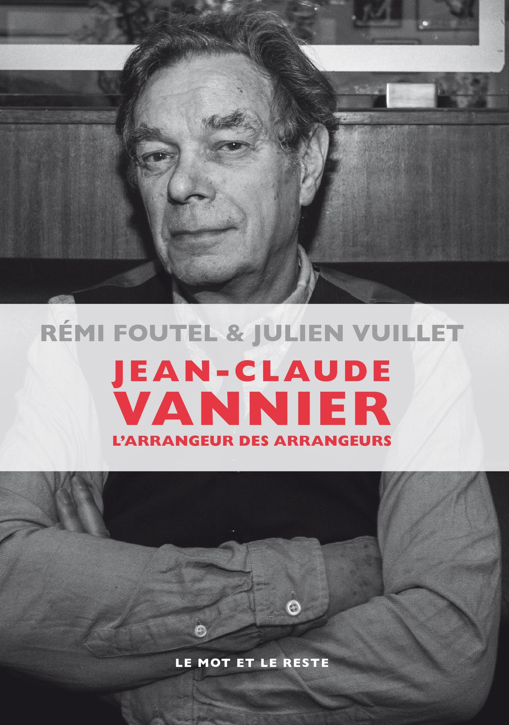 JEAN-CLAUDE VANNIER en conférence
