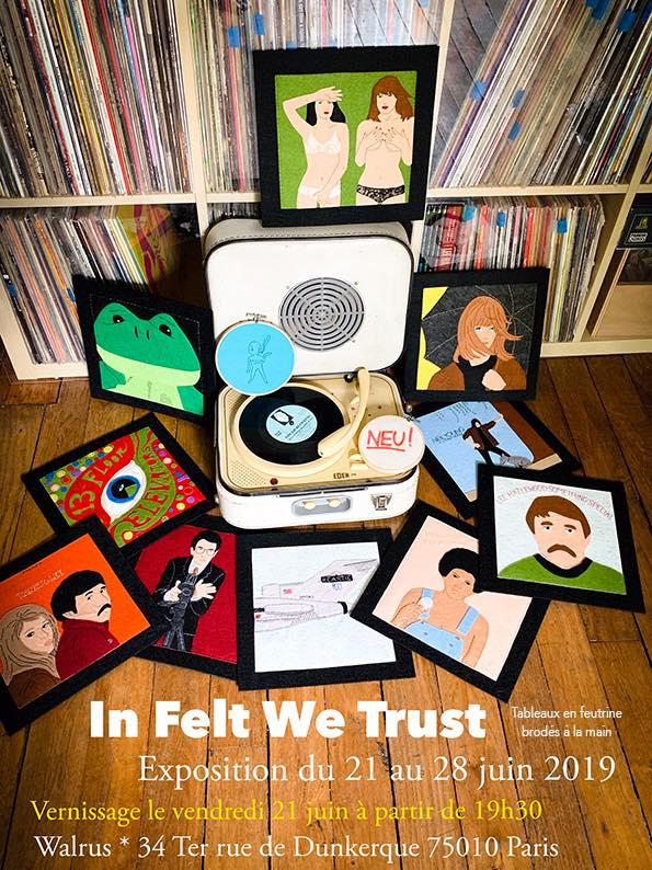 in felt we trust