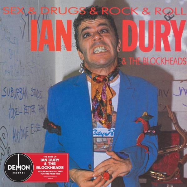 IAN DURY AND THE BLOCKHEADS SEX AND DRUGS AND ROCKNROLL EDITION 180GR