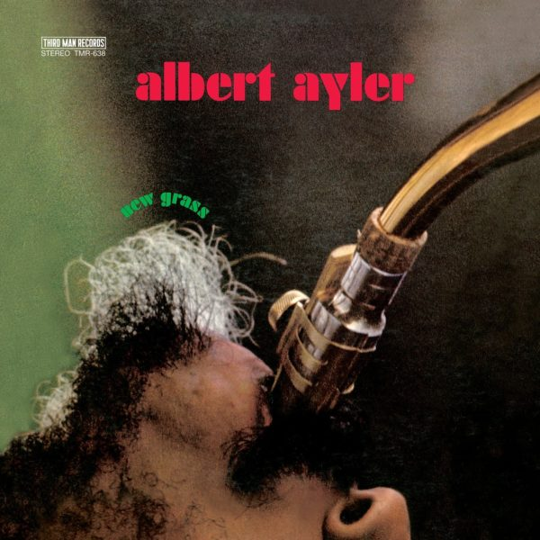 TMR-638_Albert-Ayler_New-Grass