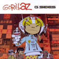 GORILLAZ G-SIDES RSD 2020
