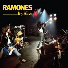 RAMONES IT'S ALIVE II RSD 2020