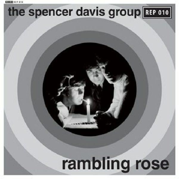 SPENCER DAVIS GROUP, THE RAMBLING ROSE EP RSD 2017
