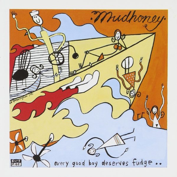 mudhoney every good