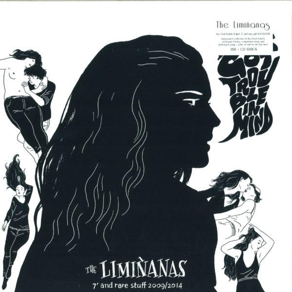 LIMINANAS I'VE GOT TROUBLE IN MIND + CD