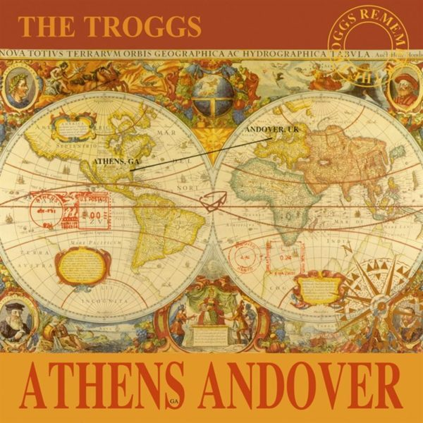Troggs-The-W-Members-Of-R.E.M.—Athens-Andover
