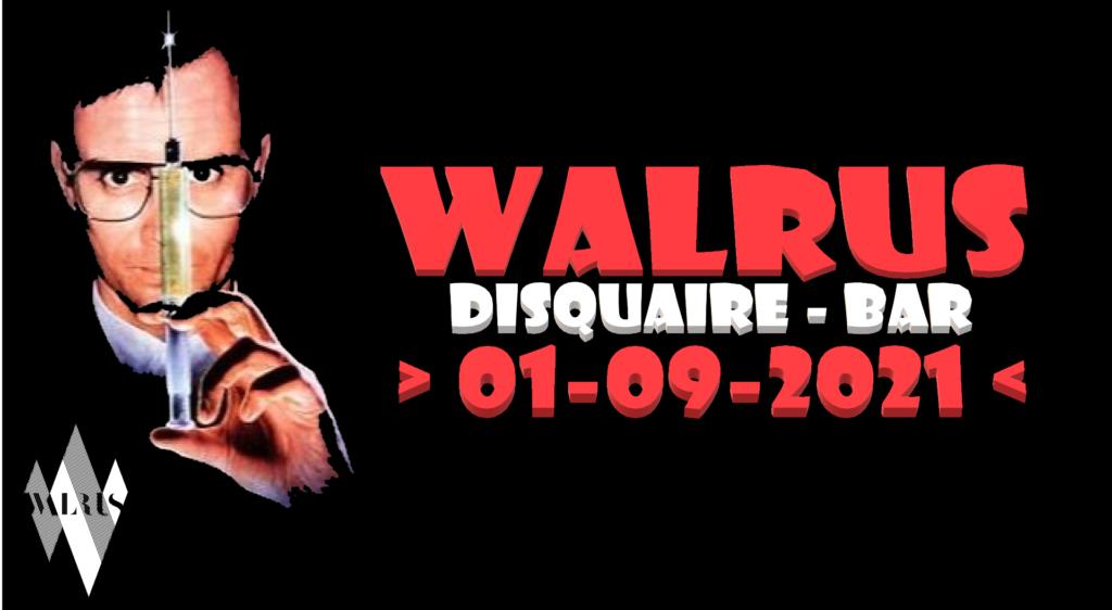 walrus disquaire bar